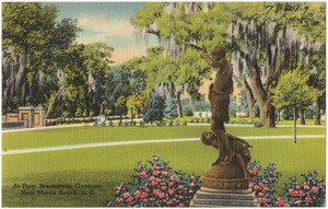 At Play, Brookgreen Gardens, near Myrtle Beach. S. C.
