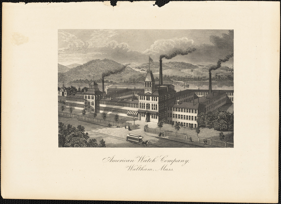 American Watch Company, Waltham, Mass.