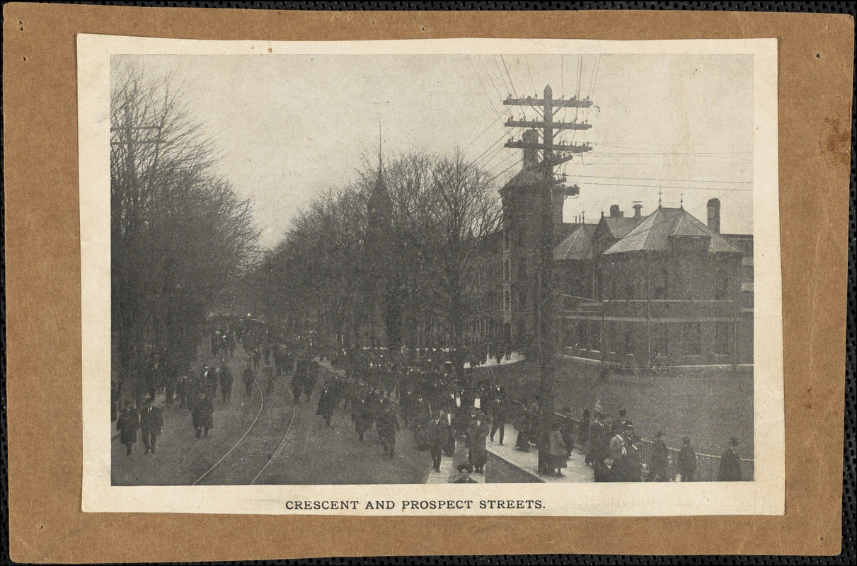 Crescent and Prospect Streets
