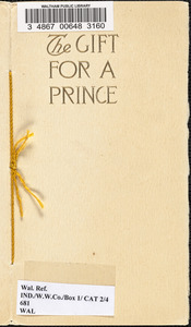 The gift for a prince