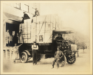 A good-sized shipment in 1913