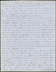 Letter from Zadoc Long, Julia Temple Davis Long, and Persis Seaver Long Bartlett to John D. Long, March 21, 1854