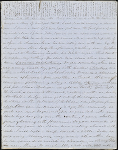 Letter from Zadoc Long, Persis Seaver Long, and Julia Temple Davis Long to John D. Long, April 7, 1854