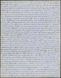 Letter from Zadoc Long and Zadoc Long Jr. to John D. Long, April 25, 1854