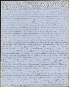 Letter from Zadoc Long to John D. Long, June 21, 1854