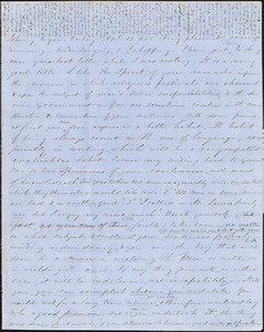 Letter from Zadoc Long and Julia Temple Davis Long to John D. Long, April 13, 1855