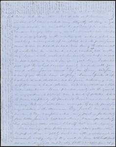 Letter from Zadoc Long and Julia Temple Davis Long to John D. Long, May 11, 1855