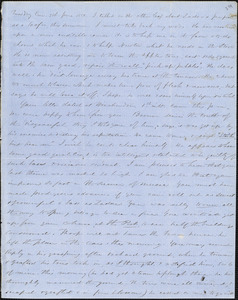 Letter from Zadoc Long and Julia Temple Davis Long to John D. Long, June 5, 1855