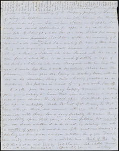 Letter from Zadoc Long to John D. Long, June 13, 1855