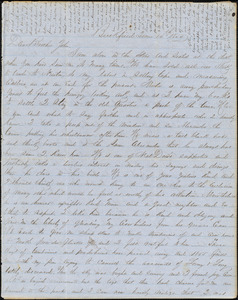 Letter from Zadoc Long and Zadoc Long Jr. to John D. Long, June 15, 1855