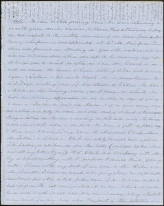 Letter from Zadoc and Julia Long to John D. Long, October 7 - 8, 1855