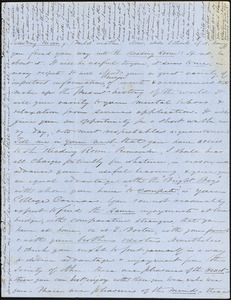 Letter from Zadoc Long to John D. and Zadoc, Jr. Long, March 15-26, 1856