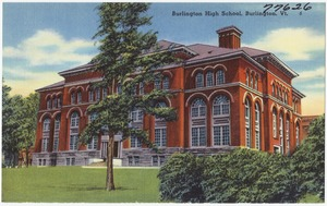 Burlington High School, Burlington, Vt.