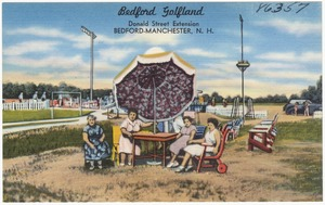 Bedford Golfland, Donald St. extension, Bedford-Manchester, N.H.