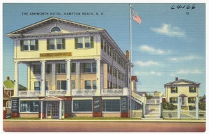 The Ashworth Hotel, Hampton Beach, N.H.