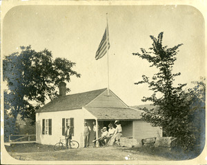 First golf club in Southbridge on Fort Sumpter street