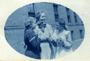 Elizabeth, Cora and Nellie