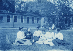 Group of Women on Grass