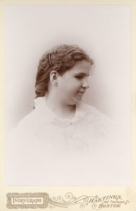 Edith Thomas Portrait