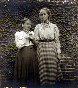 Edith and Elizabeth