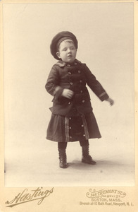 Tommy Stringer as Young Boy