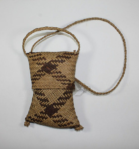 Woven pouch, South Africa