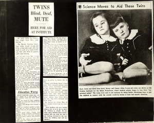 James and Margaret in the News