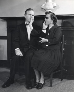 Leonard and Juanita Morgan