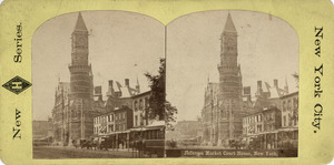 Jefferson Market Court House, New York