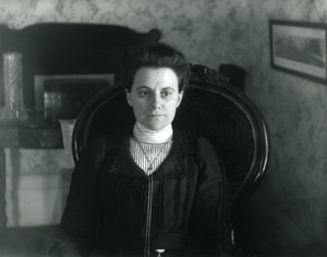 Aunt Mary at Parsonage
