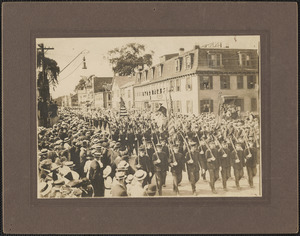 Parade on Pleasant Street, New Bedford