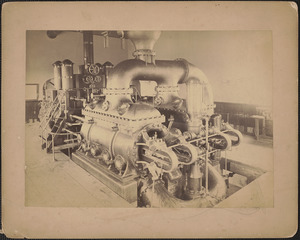 Water Pumping Station, New Bedford