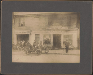 Tanner's Cycle Store