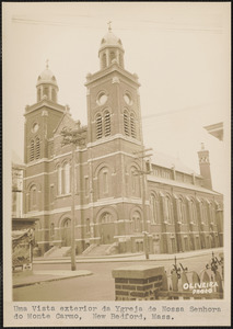 Our Lady of Mount Carmel Church, New Bedford