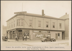 Luzo American Club, New Bedford