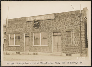 Madeira Club Inc., New Bedford