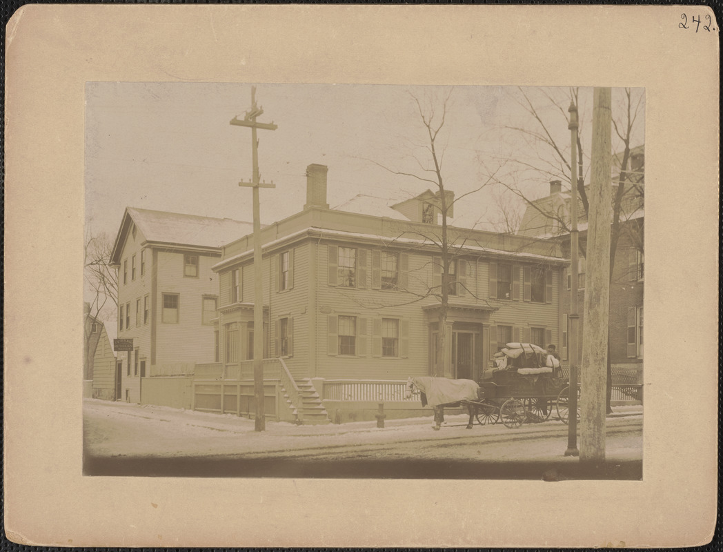 Ward House, New Bedford