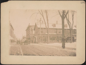 View of Sixth Street, New Bedford