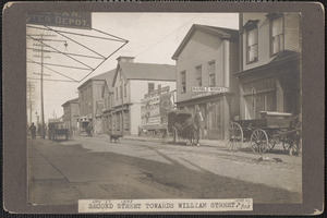 Second Street, New Bedford