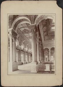 View from South Vault, Library of Congress