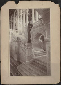 South Grand Staircase, Library of Congress