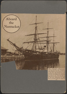 Aboard the Nantucket