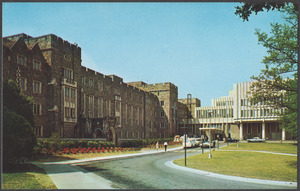 Duke Hospital, located in Durham, North Carolina, is part of Duke University Medical Center, which was established in 1930