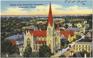 Church of the Immaculate Conception, Jacksonville, Florida