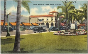 Lake Avenue, Lake Worth, Florida