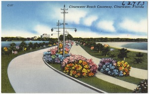 Clearwater Beach Causeway, Clearwater, Florida