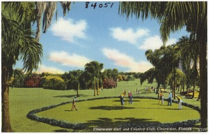 Clearwater Golf and Country Club, Clearwater, Florida