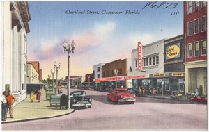 Cleveland Street, Clearwater, Florida