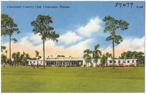 Clearwater Country Club, Clearwater, Florida