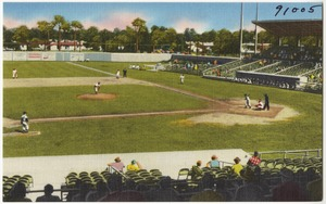 Clearwater stadium, Clearwater, Florida